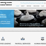 Website Design for AYS Employee Leasing
