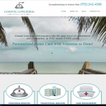 Website Design for Coastal Concierge Services